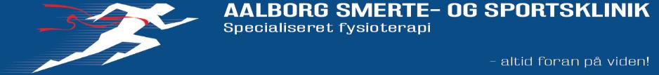Aalborg smerte- og sportsklinik logo